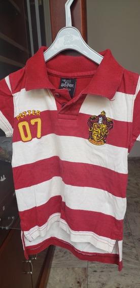 Camiseta Infantil Harry Potter