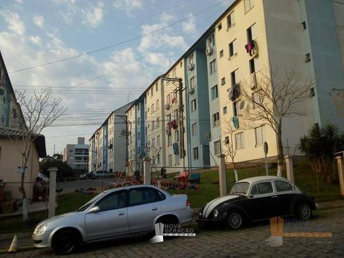 Apartamento À Venda, 43 M² Por R$ 130.000,00 - Esplanada - Caxias Do Sul/rs - Ap0259