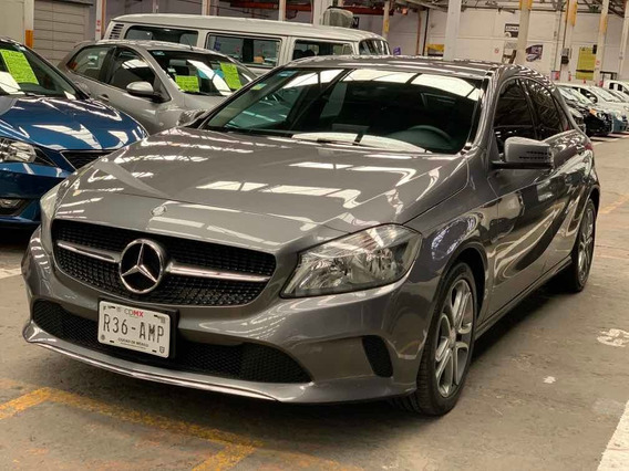 Mercedes Benz Clase A200 Cgi 1.8t Aut Ac 2017