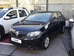 Renault Logan 1.6 Life Para Taxi O Remis C/ Hab $ 721500