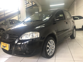 Volkswagen Fox 1.6 Plus Total Flex Ano 2007 (5755)