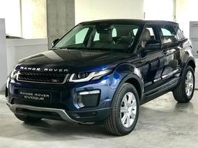 Range Rover Evoque Modelo 2018
