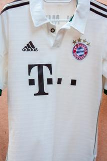 Camisas Do Bayern De Munique Originais Usadas 180,00 Cada