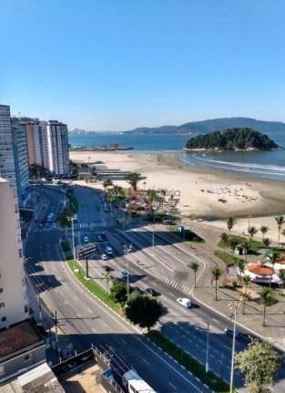 Apartamento, Itararé, São Vicente . - Ap3218