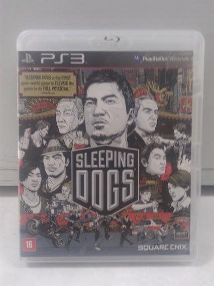 Sleeping Dogs - Playstation 3 - Mídia Física