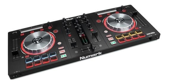 Controlador Dj Numark Mixtrackpro 3