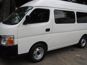 Nissan Urvan Panel 2008 Tomo Auto