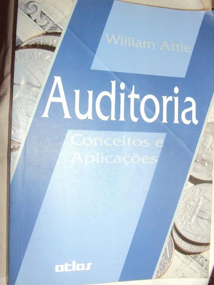 Auditoria: Conceitos E Aplicações (sebo Amigo)