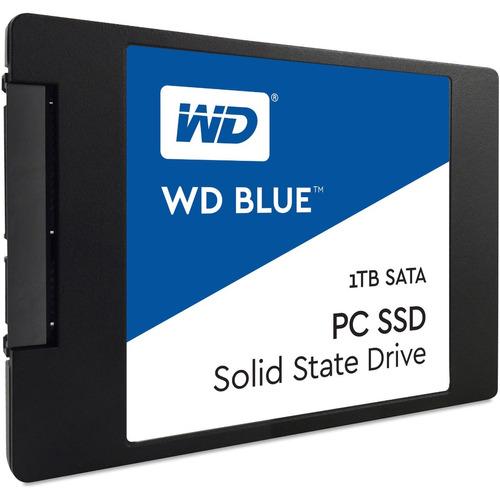 Disco Estado Solido Ssd Wd 1tb Blue