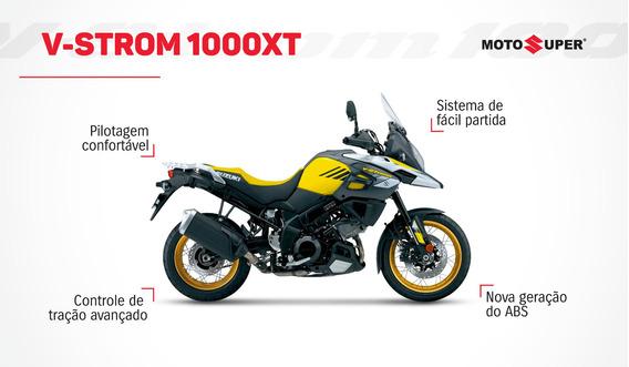 Suzuki Vstrom 1000xt 2019 Zero Km