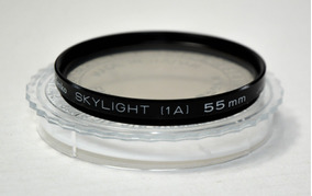 Filtro Kenko Skylight [1a] 55mm