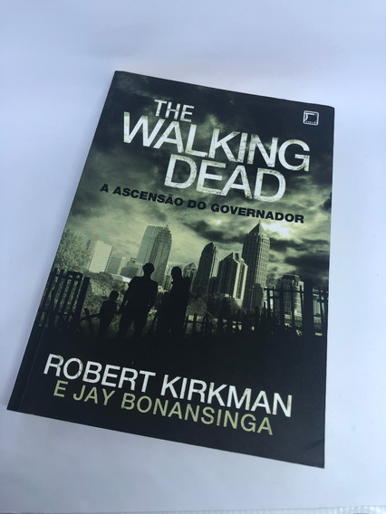 The Walking Dead - A Ascensao Do Governador