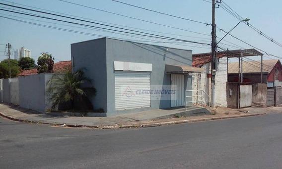 Excelente Imóvel Residencial E Comercial Na Av General Mello - Ca0960