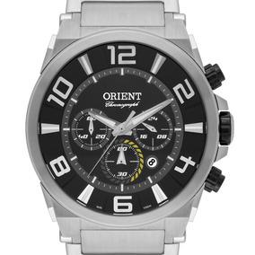 Relógio Orient Cronógrafo Mbssc158 P2sx Nota Fiscal