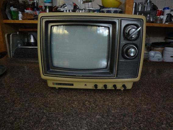 Tv Semp Toshiba Color 10 Tvc-10( Peça Decoração Não Liga)