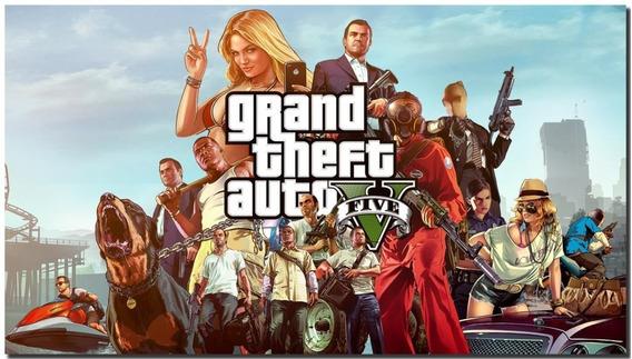 Grand Theft Auto V Pc - Social Club Key (ativação Na Hora)