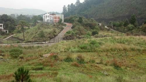 Terreno Campestre Al Sur De Tlalpan Cdmx