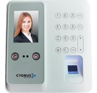 Control De Accesos Rostro Huella Y Código Cygnus (acs-401w)