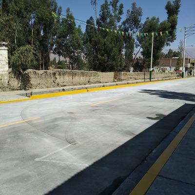 Venta De Terreno 407m2 Huancayo - Sapallanga .todo En Regla