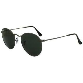 16097d15d Ray Ban Replica Perfeita De Sol Round - Óculos no Mercado Livre Brasil