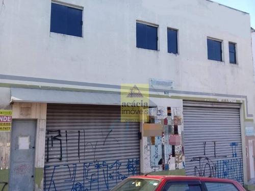 Imagem 1 de 21 de Prédio À Venda, 490 M² Por R$ 1.300.000,00 - Pirituba - São Paulo/sp - Pr0065