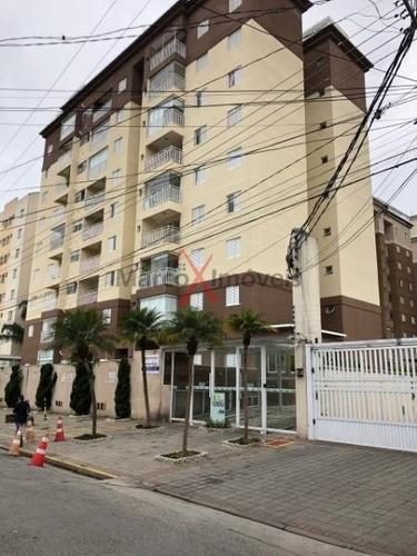 Apartamento Padrão Para Venda No Bairro Vila Carrão, 3 Dorm, 1 Suíte, 2 Vagas, 92,00 M - 951