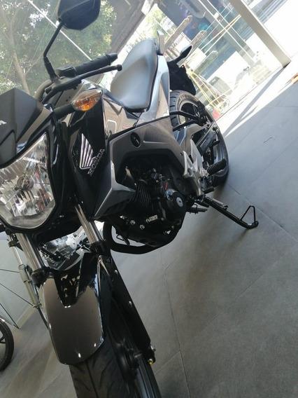 Honda Cb 160 Invicta