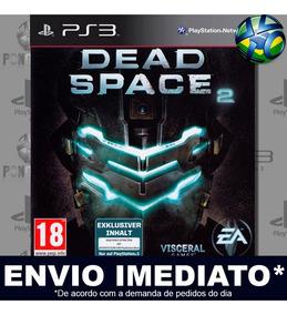 Dead Space 2 Ps3 Midia Digital Envio Imediato