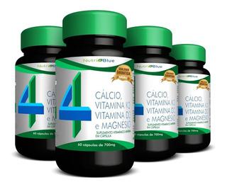 Magnésio Dimalato + Vitaminas + Cálcio - Melhor Preço