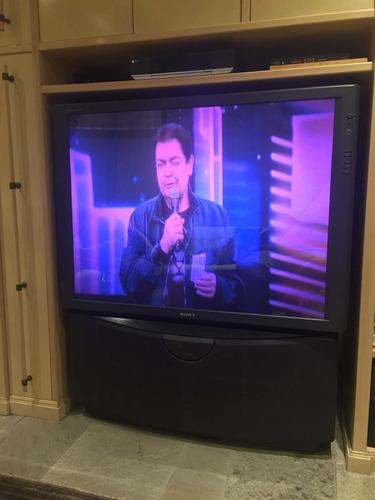 Tv Sony Xbr Kp 53 Pol. Preço De Banana