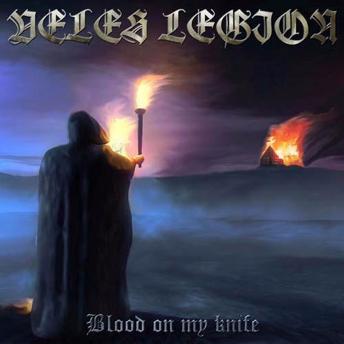 Veles / Legion - Blood On My Knife Lp Burzum Absurd