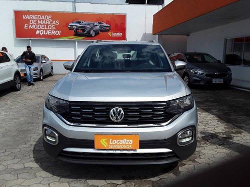 Imagem 1 de 9 de Volkswagen T-cross 1.4 250 Tsi Total Flex Highline