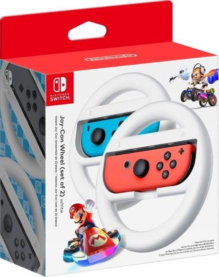 Volante Joy Con Nintendo Switch Kit C/2 - Original Nintendo