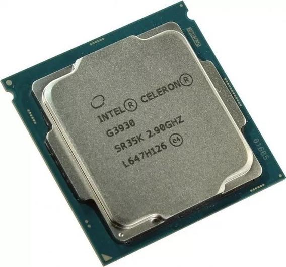 Processador Intel Celeron G3930 2.9ghz Lga 1151 2mb Oem