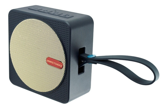 Perfect Choice Bocina Bluetooth Resistente Al Agua Pc-112723