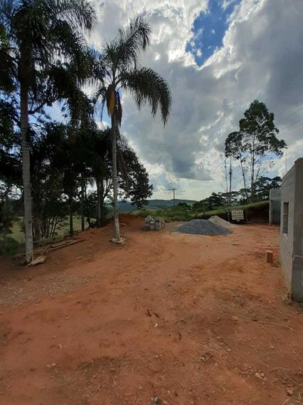 Terreno Com Casa A Ponto De Laje,entrada De 20 Mil + Parcela