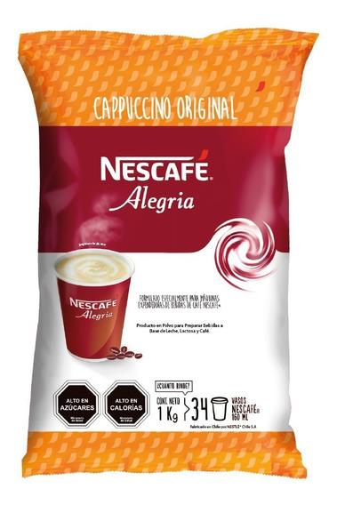 Nescafé Alegria Cappuccino Original 1kg