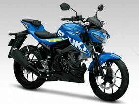Motocicleta Suzuki Gsx-s150 Y Gsx-r150 2018 Nueva