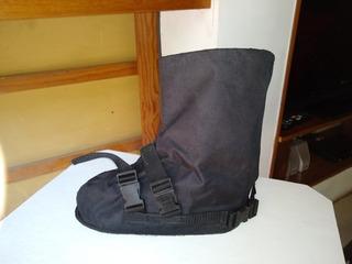 Zapato Protector De Yeso En Pie Izquierdo, Impermeable -