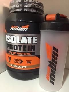 Whey Barato Proteína Hidrolisada Carne 900g 100% Isohidro