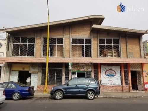 Imagen 1 de 12 de Edificio En Venta Calle 5 De Febrero