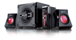 Parlante Sw-g2.1 1250 V2 Gaming Gx Genius /altavoces