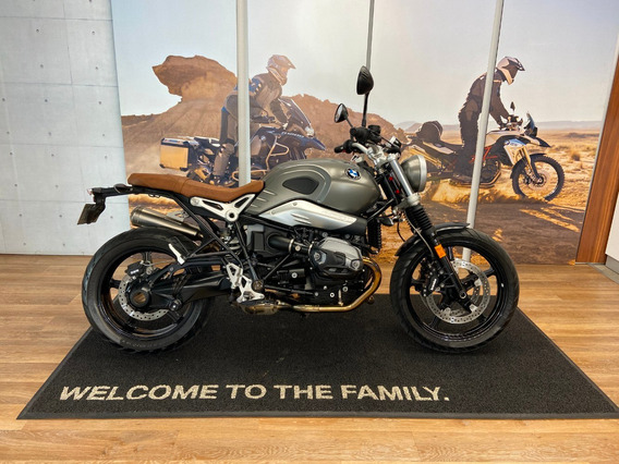 Bmw R Nine T Scrambler 2018