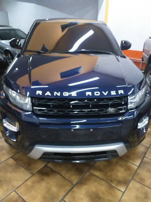 Land Rover Evoque Dynamic 5 P 2015