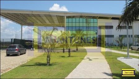 Imagem 1 de 15 de Alugue Galpão Em Condomínio Prazeres 10.506m², Com Doca - Ga-0195