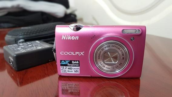 Camara Digital Nikon Coolpix S5100