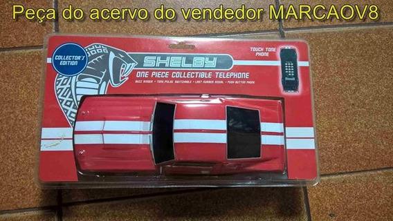 Telefone Miniatura De Carro Shelby Mustang Gt 500 Anos 60