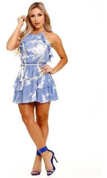 Vestido Soltinho Perfect Way Jeans Tam P
