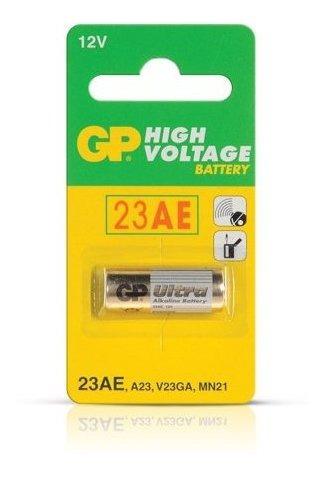 Imagen 1 de 2 de Gp 23ae 21/23 A23 23ga Mn21 12 V Baterias Exp 2020 (25 Unida