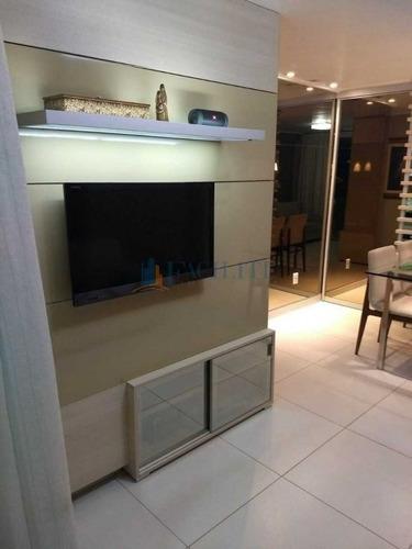 Apartamento Mobiliado, Tambaú - 37785